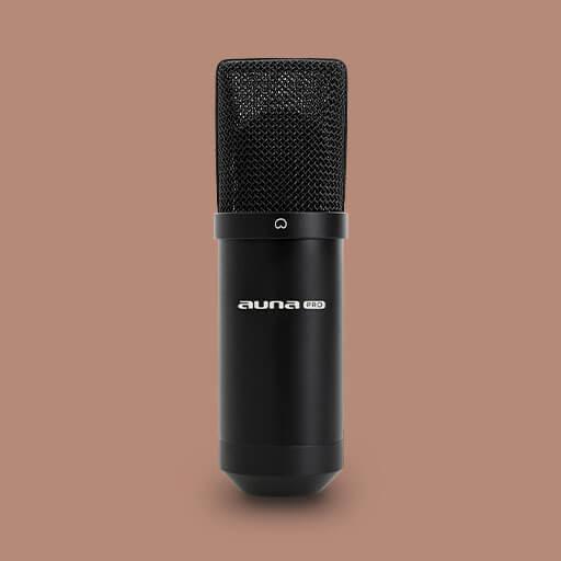 Das MIC-900B Kondensator Mikrofon ist für Audio-Aufnahmen oder auch Podcasts in Sachen Preis-Leistung unschlagbar!