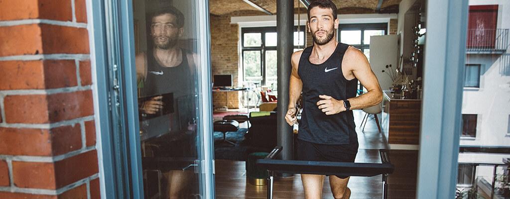 5 buoni motivi per allenarsi a casa