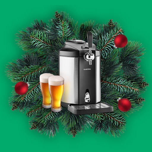 Idee Regali Di Natale A Basso Costo.Le Migliori Idee Regalo Per Il Natale 2021 Klarstein