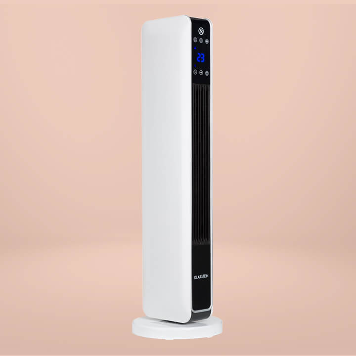 Die Wonderwall Smart Infrarotheizung von Klarstein bringt angenehme Wärme in deine Räume.